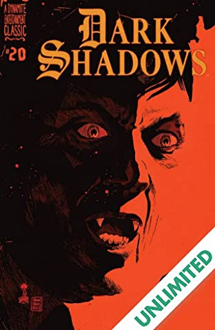 Dark Shadows (Ongoing) #20